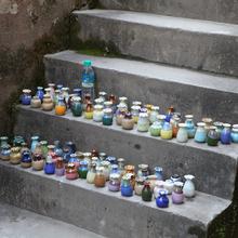 随机8个不同款 景德镇陶瓷 迷你bj13器 创ou 家居品