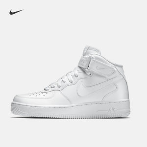 Nike耐克AIR FORCE 1 MID 07空军一号复古男子运动休闲板鞋315123