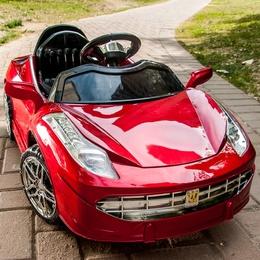 儿童电动车四轮汽车1-3岁4-5岁带遥控男孩女孩童车小孩玩具可坐人