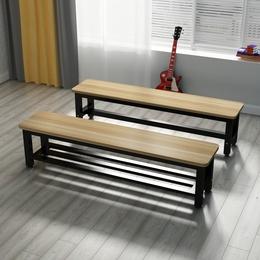 长条凳长板凳床尾板凳更衣室凳浴室桑拿凳家用休息凳换鞋凳餐桌凳