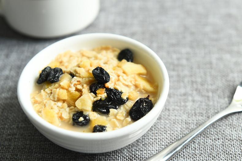 [送木勺]一楠香蕉早餐果麦 水果即食麦片 营养早餐冲泡饮品燕麦片