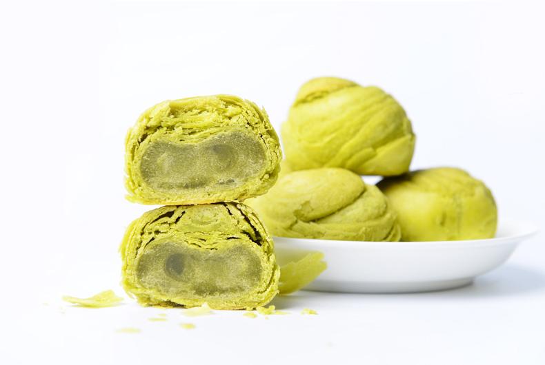 香楠龙井绿茶酥 酥饼零食茶点小吃杭州特产礼盒下午点心糕点美食