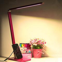 调光LED护眼台灯学生工作办公卧室床头创意折叠儿童学习阅读