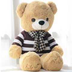 抱抱熊毛绒玩具泰迪熊