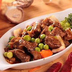 新西兰进口 奇异农庄 牛腩500g*2 天然牧场草饲生鲜牛肉