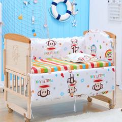 婴儿摇篮床宝宝床 摇床童床