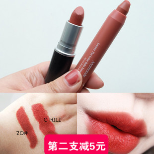 韩国Mamonde梦妆Creamy tint color balm intense 蜡笔口红唇膏