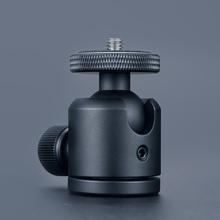 相机支架投影热靴配件稳定器手机拍照三脚架小云台 金属迷你3C数码