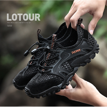 Kingo Camel Summer Stream Tracking Shoes Men's Speed Intervention Shoes Air Permeable Amphibious Shoes Sandals Outdoor Hiking Shoes