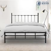 欧式铁艺床铁床双人1.8米单人床1.2米简易钢木床宿舍铁架床1.5米