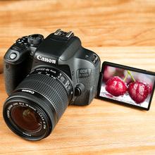 入门级单反相机 旅游 Canon 专业 全新 EOS 高清 数码 套机 佳能800D 蚂蚁摄影 便携触摸翻转屏防抖正品
