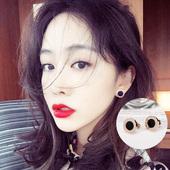 韩京钛钢镀玫瑰金色耳钉男女款黑色圆形耳环潮人百搭日韩版耳饰品
