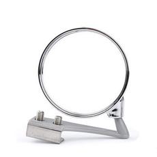 汽车前轮盲区观察镜360度无盲点广角后视辅助镜驾校镜教练后视镜