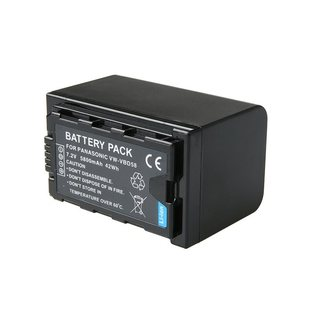 Panasonic vw-vbd58 battery VBD29 VBD78 AJ-PX298 FC100MC came