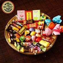 徐福记雀巢奇欧比巧克力500g散装夹心巧克力婚庆喜糖(代可可脂)