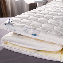 全棉抗菌透气防滑床垫保护垫榻榻米加厚双人1.5米1.8m床褥子垫被