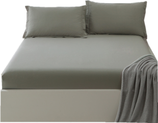 Fitted sheet mattrs set piece fitted thin bed bedspread ha