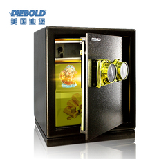迪堡保险柜 家用3C认证 纯机械密码锁床头衣橱Q1升级版新品50UL