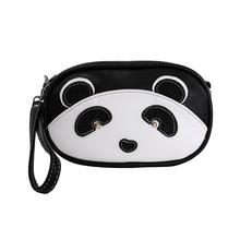 BETTY BOOP/贝蒂新款正品女手包 熊猫卡通可斜跨零钱包 手机包