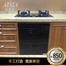 新款嵌入式双门碗筷厨具消毒柜家用臭氧紫外线高低温消毒碗柜