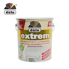 德国都芳漆金六合一墙面乳胶漆室内水性漆环保进口油漆 涂料5L