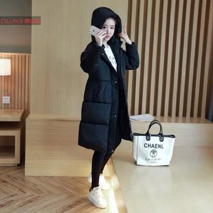 2016棉衣女中长款学生大码韩国面包服过膝加厚冬季外套女羽绒棉服