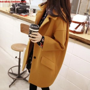 2017 autumn winter women trench coat ladies girl long jaet