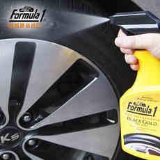 美国FORMULA1/芙美乐 黑金汽车轮胎蜡 车用轮胎保护光亮剂还原剂