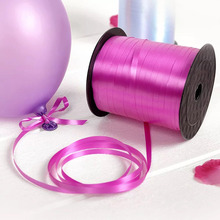 Balloon Plastic Color Ribbon Wedding Decoration ribbon balloon tie rope Christmas balloon tie rope wedding supplies