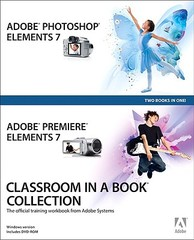 【预售】Adobe Photoshop Elements 7 and Adobe Premiere