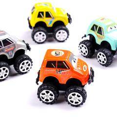 金冠沪38包邮 回力惯性小汽车 婴儿汽车玩具小赛车 0-3岁宝宝玩具