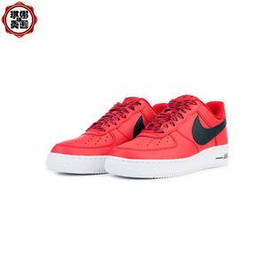 Nike Air force 1 '07 LV8 NBA pack 联名空军一号 红 823511-604