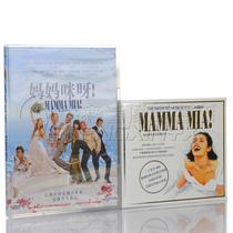 正版 妈妈咪呀音乐剧原声带 原声碟 电影 妈妈咪呀DVD光盘 DVD