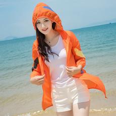 【天天特价】夏季新款超薄速干透气男女情侣款户外皮肤衣防晒风衣