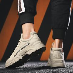 2018冬季韩版潮流男鞋子百搭运动休闲板鞋男士帆布鞋低帮男生潮鞋