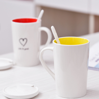 陶瓷杯创意马克杯