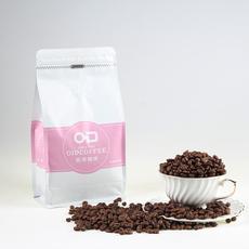 欧帝AA级蓝山风味咖啡豆新鲜阿拉比卡品种蓝卡烘熟豆可代磨粉454g