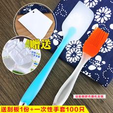 月饼工具diy冰皮广式月饼工具套装餐 烘焙刮刀 刮板 油刷手套组合