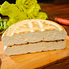 甘肃特产小吃静宁手工锅盔饼子大饼糕点陕西馍馍点心山西烧饼零食