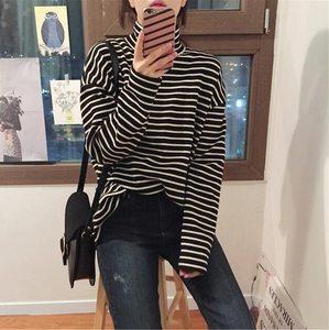 2018冬季新款打底衫女韩版修身高领套头长袖毛<span class=H>衣</span>显瘦百搭学生上<span class=H>衣</span>