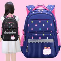 韩版儿童书包小学生女生3三5四4五6六年级女孩背包耐脏校园双肩包