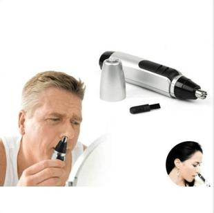 Nose Ear Face Hair Trimmer Shaver Clipper Cleaner HealthCare