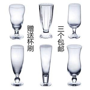 耐热玻璃<span class=H>葫芦</span>杯<span class=H>创意</span>细腰透明冷水壶家用可爱果汁杯冷饮水杯
