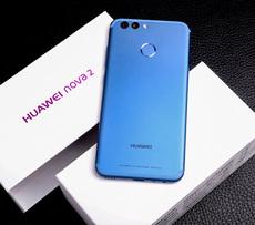 【直降560】Huawei/华为 nova 2 全网通4G指纹解锁 双卡双待手机