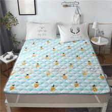 榻榻米软垫子1.51.8m双人床护垫学生宿舍床褥子夏季 防潮床垫薄款