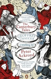 英文原版 Penguin Black Classics The Canterbury Tales told by Peter Ackroyd