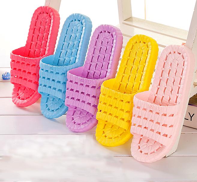 防滑情侣居家浴室拖鞋