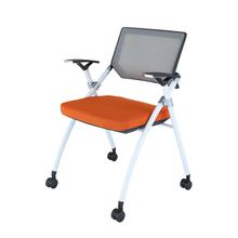 网椅 商业办公家具办公椅会客椅培训折叠椅会议椅简约现代时尚 新款