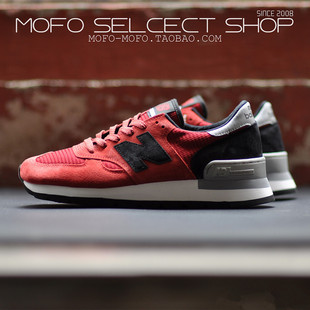 【Mofo】15美产 高端 稀有 New Balance M990CRD M990GB/BD