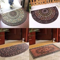 地中海橡胶美式复古玄关欧式进门口入户门厅门垫地垫地毯防滑脚垫